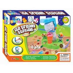 Toys-shop D.I Kid's Dough Ice Cream Station Μηχανή Παρασκευής Παγωτού JK097866 6990119978663
