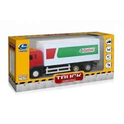 Toys-shop D.I Die Cast Μεταλλικό Φορτηγό JA085675 6990119856756