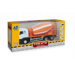 Toys-shop D.I Die Cast Metal Cement Mixer Truck JA085677 6990119856770
