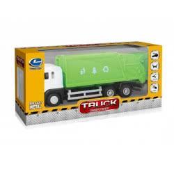 Toys-shop D.I Die Cast Metal Garbage Truck JA085678 6990119856787