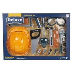 Toys-shop D.I Deluxe Tool set 16τεμ Εργαλεία JU043005 6990119430055