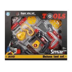 Toys-shop D.I Deluxe Tool Set 26Τεμ Εργαλεία JU043565 6990119435654