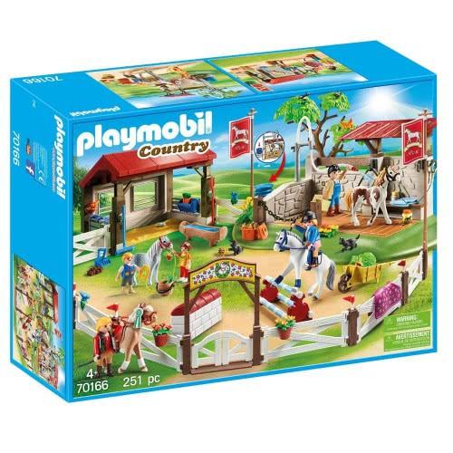 Playmobil Όμιλος Ιππασίας - Great Rider Course 70166 4008789701664