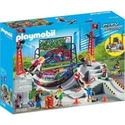 Playmobil Skatepark 70168 4008789701688