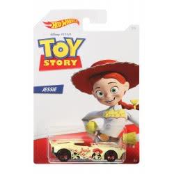Mattel Hot Wheels Αυτοκινητάκι Jessie (Toy Story) 1:64 GDG83 / GBB26 887961749212