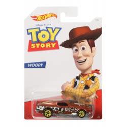 Mattel Hot Wheels Αυτοκινητάκι Woody (Toy Story) 1:64 GDG83 / GBB29 887961749182