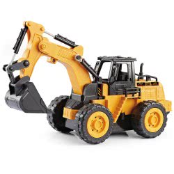 Toys-shop D.I CAAE Excavator Engineering Truck 1:36 JF062076 6990119620760