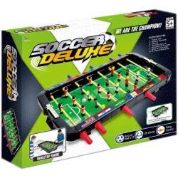Toys-shop D.I Soccer Deluxe Mini Soccer Table 55.5X45x7.6 Cm JS058960 6990119589609
