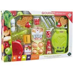 Toys-shop D.I Gourmet Baking Set Δημιουργίας Πρωϊνού Με 15 Αξεσουάρ JU046185 6990119461851