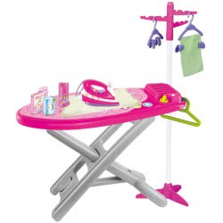 Toys-shop D.I Sweet Home Ironing Table With Accessories JU046336 6990119463367
