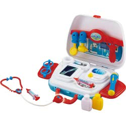 Toys-shop D.I Pro Medical Set Doctor Kit With 11 Accessories JU047559 6990119475599