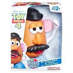 PLAYSKOOL Mr. Potato Head Disney Pixar Toy Story 4 Classic Mr Potato Φιγούρα E3069 / E3091 5010993545018