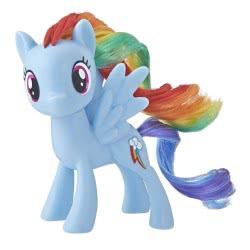 Hasbro My Little Pony Mane Pony Rainbow Dash Classic Figure E4966 / E5006 5010993575046