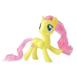 Hasbro My Little Pony Pony Mane Fluttershy Classic Figure E4966 / E5008 5010993575053