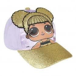 Cerda L.O.L. Surprise Καπέλο Queen Bee Χρυσό 54 Εκ. 2200004092 8427934280742