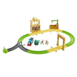 Fisher-Price Thomas And Friends Trackmaster Monkey Palace Set FXX65 887961702965