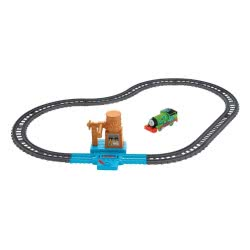 Fisher-Price Thomas And Friends Trackmaster Water Tower Set(With Persy) FXX64 887961702958