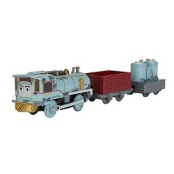 Fisher-Price Thomas And Friends Trackmaster Lexi The Experimental Engine Με 2 Βαγόνια BMK93 / FJK52 887961538731