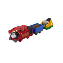Fisher-Price Thomas And Friends Trackmaster Helpful Harvey Με 2 Βαγόνια BMK93 / FJK53 887961538687