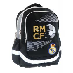 Diakakis imports Τσάντα Πλάτης Real Madrid 3 Θήκες 30X16x42εκ. 000170576 5205698443299