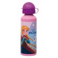 GIM Disney Frozen Aluminium Canteen 520Ml - Pink 551-27232 5204549116863