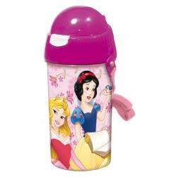 GIM Disney Princess Water Canteen 500Ml - Purple 551-23209 5204549116818