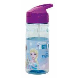 GIM Disney Frozen Attitude In Action Canteen Flip 500Ml - Purple 551-27203 5204549116849