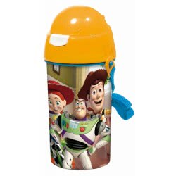 GIM Toy Story 4 Water Canteen 500Ml - Yellow 552-02209 5204549116894
