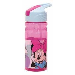 GIM Minnie Mouse Water Canteen Flip 500Ml - Pink 553-60203 5204549117006