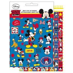 GIM Mickey And Friends 600 Max Αυτοκόλλητα Stickers 773-11379 5204549115538