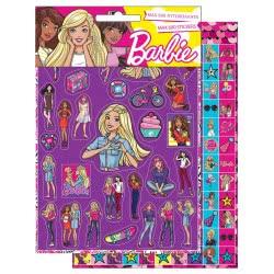 GIM Barbie 600 Max Αυτοκόλλητα Stickers 779-10479 5204549115224