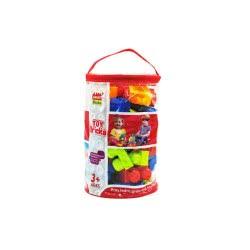 Toys-shop D.I Τουβλάκια Σε Σακούλα 50Τεμ JK096312 6990119963126