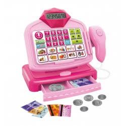 Toys-shop D.I Cash register with light και sound JU046603 6990119466030