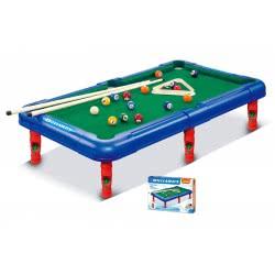 Toys-shop D.I Billiards table 50x30εκ JS060217 6990119602179
