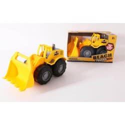 Toys-shop D.I Μεγάλη Πλαστική Φαγάνα Free Wheel JI044029 6990119440290