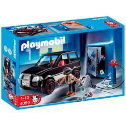 Playmobil Ληστής Και Όχημα Διαφυγής 4059 4008789040596