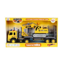 Toys-shop D.I Νταλίκα Μεταφοράς Εκσκαφέα JA089956 6990119899562