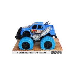 Toys-shop D.I Friction Monster Truck Σε 3 Χρώματα 1Τεμ JA085178 6990119851782
