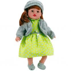 OEM My Doll V2 With Green Poua Dress, Speeks Greek 46 Cm G14-LP2401 5555552401140