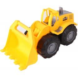 Toys-shop D.I Beach Engineering Truck Κίτρινη Μπουλντόζα JI044048 6990119440481