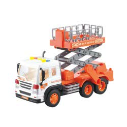 Toys-shop D.I Friction Φορτηγό Με Ανυψωτικό 1:16 JA087036 6990119870363