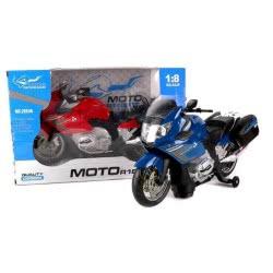 Toys-shop D.I Μοτοσυκλέτα Με Φώτα Και Ήχους Μπαταρίας JB058670 6990119586707