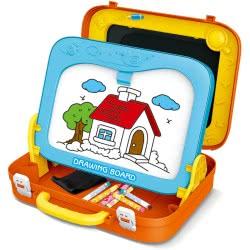 Toys-shop D.I 2 In Drawing Βαλιτσάκι - Πίνακας Ζωγραφικής 2 Σε 1 JK103098 6990119030989