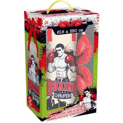Toys-shop D.I Boxing Champion With Gloves JS059990 6990119599905