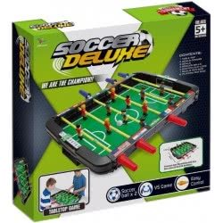 Toys-shop D.I Soccer Deluxe Mini Soccer Table 43X42x6.5 Cm JS059668 6990119596683