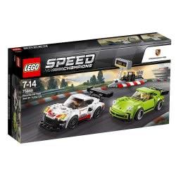 LEGO Speed Champions Porsche 911 RSR And 911 Turbo 3.0 75888 5702016110289