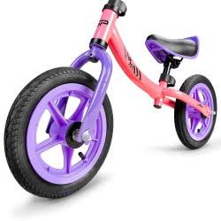 Spokey ONO Balance Bike - Purple 924825 5902693248255
