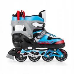 Spokey Limp Inline Skates Πατίνια, 39-43 - Μπλε 924698 5902693246985