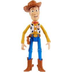 Mattel Disney Pixar Toy Story Φιγούρες 18 Εκ. Που Μιλάνε Αγγλικά - Woody GDP80 / GDP83 887961750485