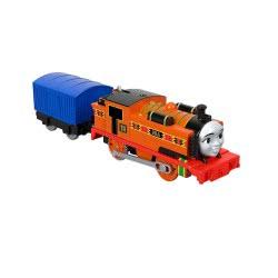 Fisher-Price Τόμας Μηχανοκίνητα Τρένα Με Βαγόνι, Nia BMK87 / FXX47 887961702798